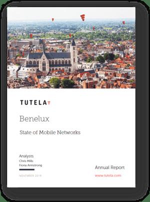 Benelux cover