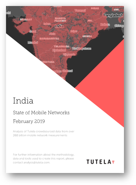 India report cover