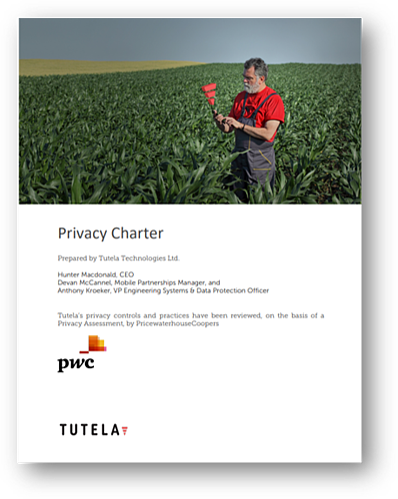 Privacy charter cove