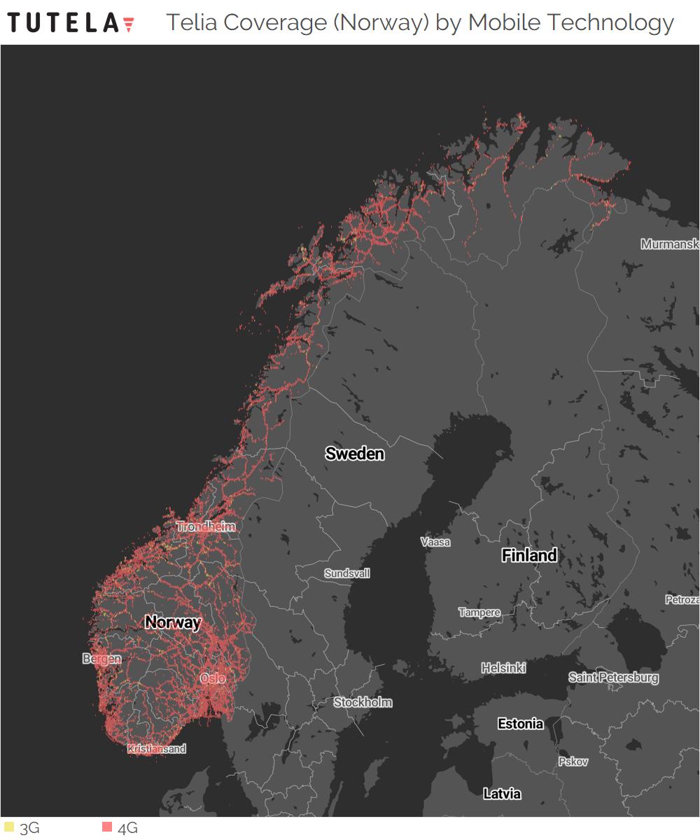 The Nordics - Coverage